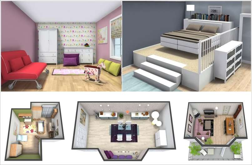 10 Best Designs Of Roomsketcher A Wonderful 3d Design