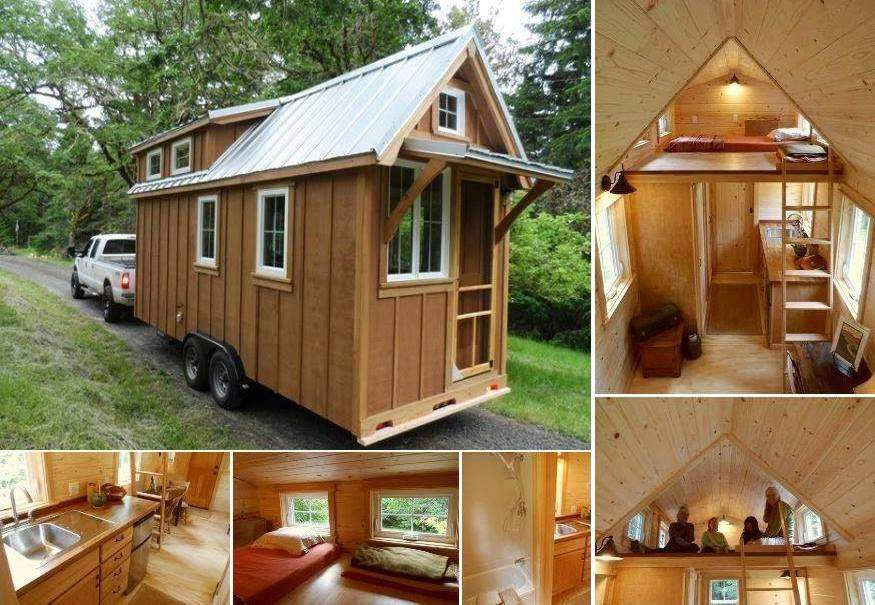 Ingenious Tiny Home On Wheels