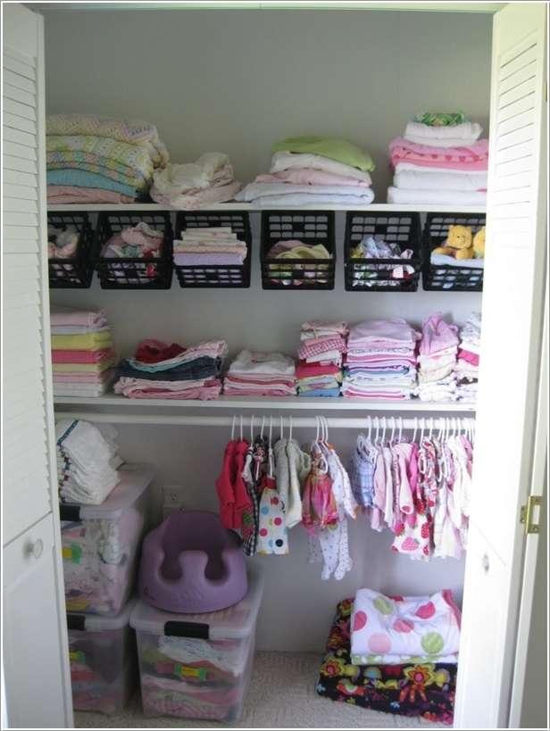 organization image home shared by rolled closet hacks millennials best shirts