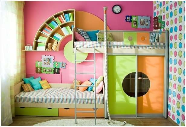 124 - Twin Bed Design