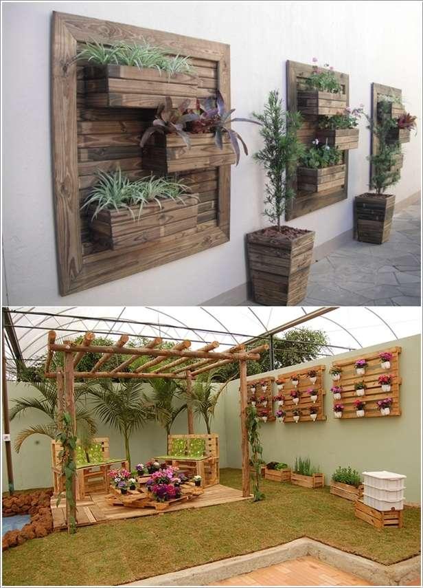 5 Spectacular Outdoor Wall Decor Ideas that You'll Love on Backyard Wall Decor Ideas id=45068
