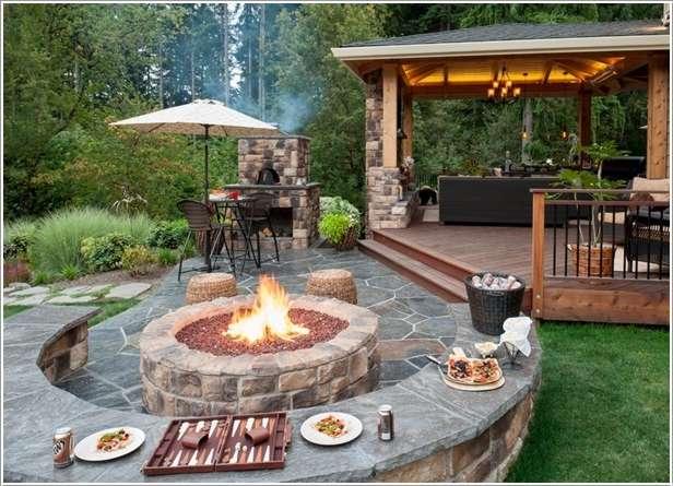 patio arbors designs