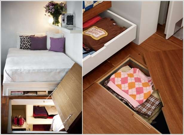 5 Brilliant Ideas To Steal For Your Small Apartment