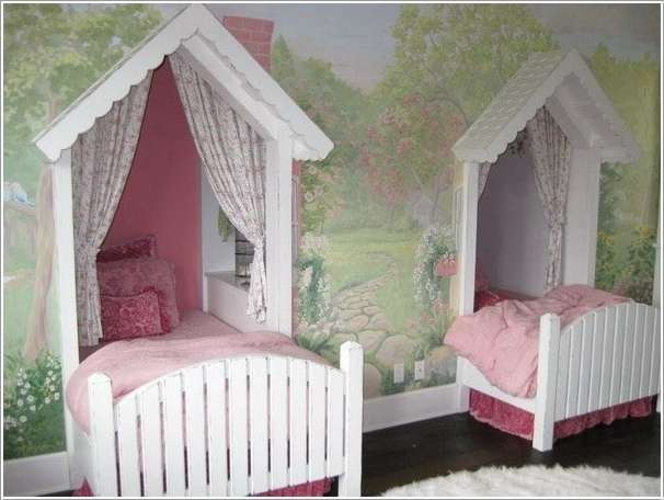 413 - Twin Bed Design