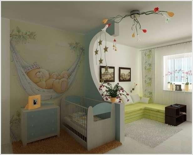 5 Creative Decor Ideas For Your Baby 39 S Nursery