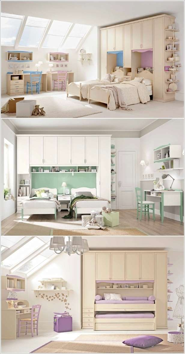 511 - Twin Bed Design