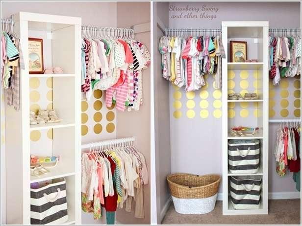 5 Perfect Nursery Closet Organization Hacks