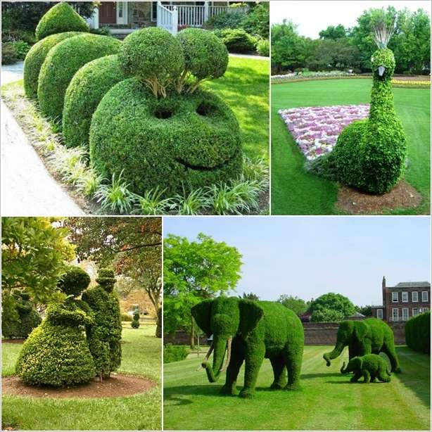 5 Topiary Sculptures that Youll Love to Have in Your Garden