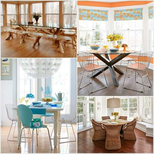 5 Totally Awesome Seating Ideas For Your Dining Room