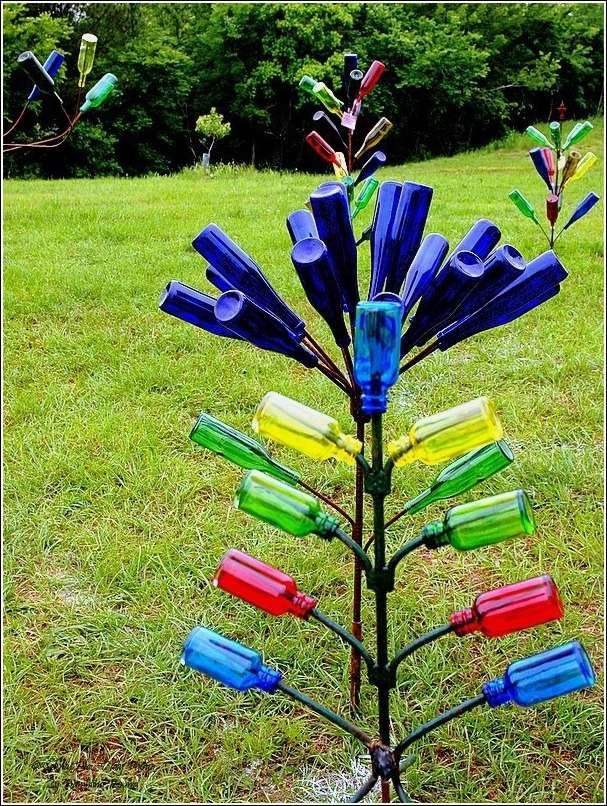 Garden Art Ideas garden art from junk cog art repinned from garden art by carol samsel 30 Garden Junk Ideas How To Create Garden Art From Junk Garden Art