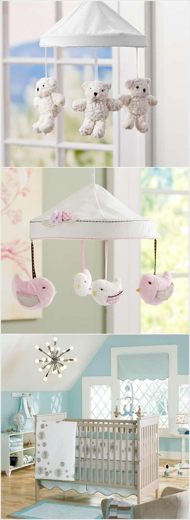 5 Super Cute Ideas For Your Baby Nursery