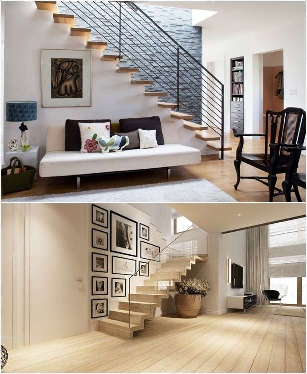 5 Awesome Staircase Wall Decor Ideas for Your Home
