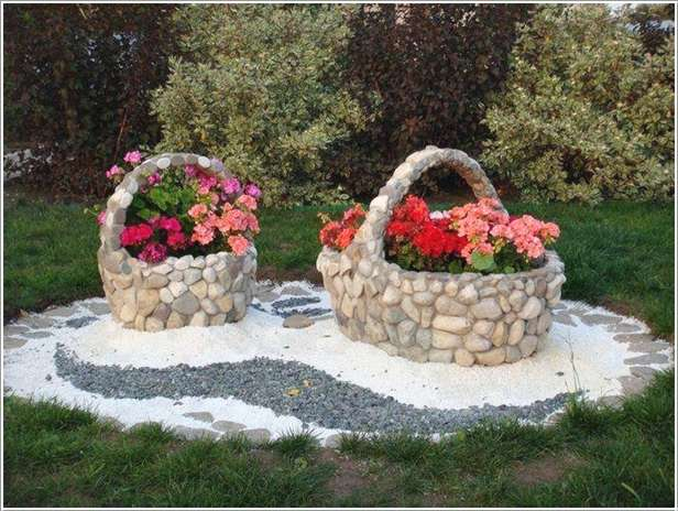 5 incredible stone art ideas to spice up your garden