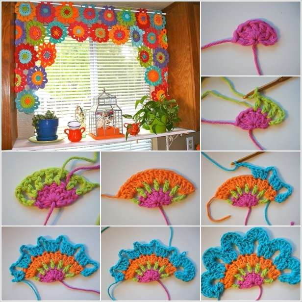 Crochet Ideas : ... Interior Design 5 Amazing Ideas to Decorate Your Home with Crochet