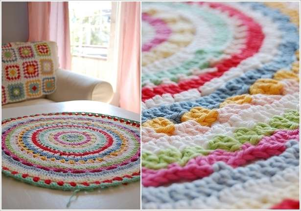5 Amazing Ideas to Decorate Your Home with Crochet