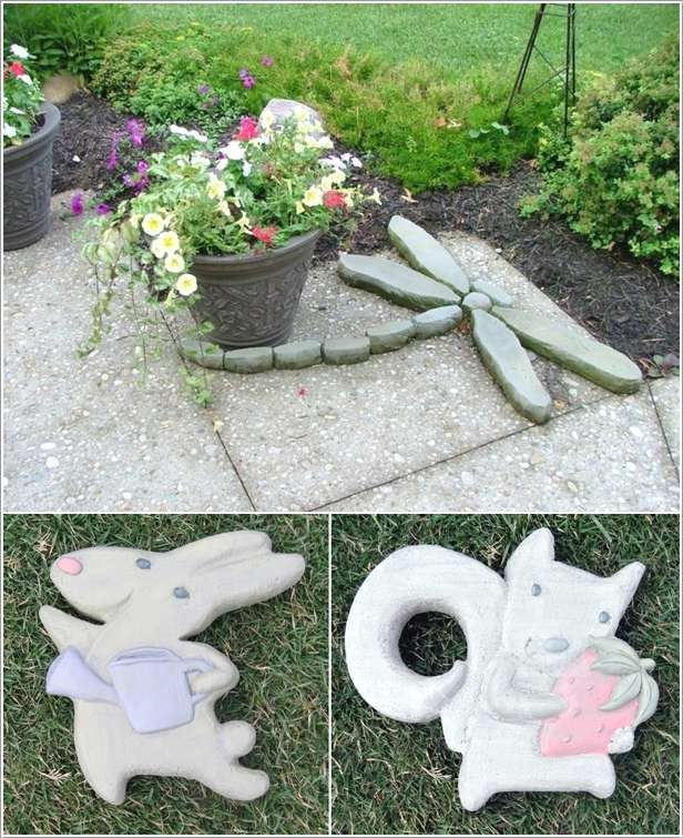 5 Amazing Interior Landscaping Ideas To Liven Up Your Home: 5 Incredible Stone Art Ideas To Spice Up Your Garden