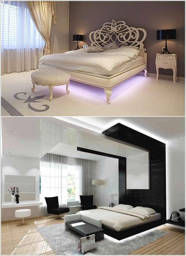 Amazing Bedroom Lighting