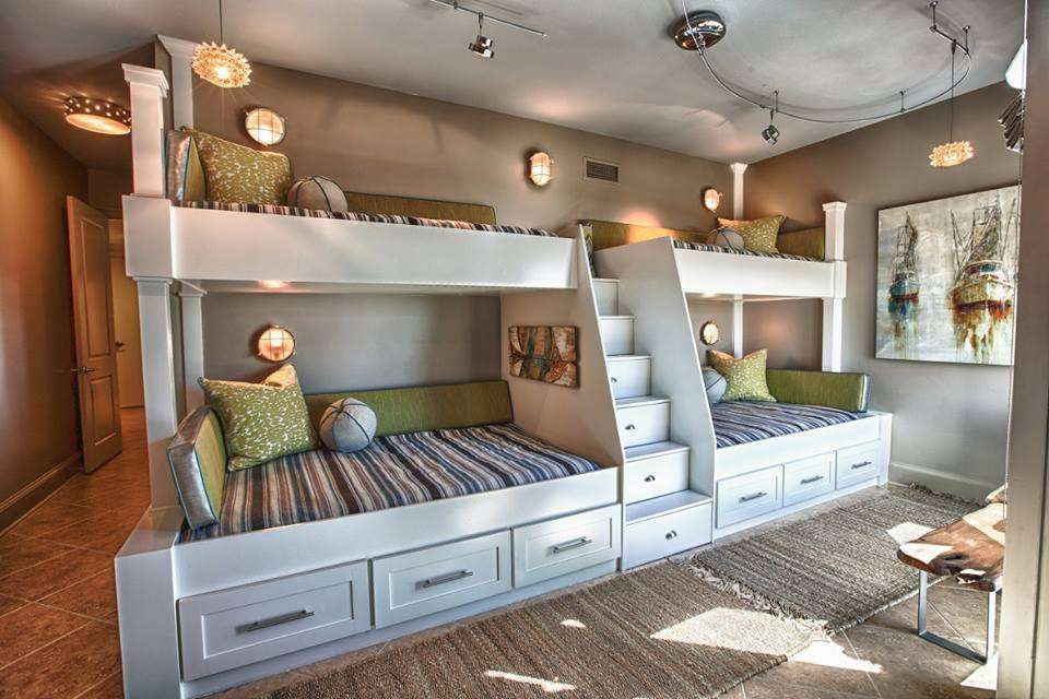 bunk bed room ideas