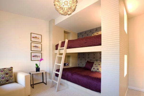 Sophisticated-bunk-bed-design