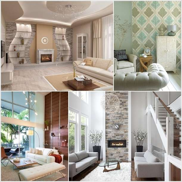 5 Spectacular Accent Wall Ideas For Your Living Room