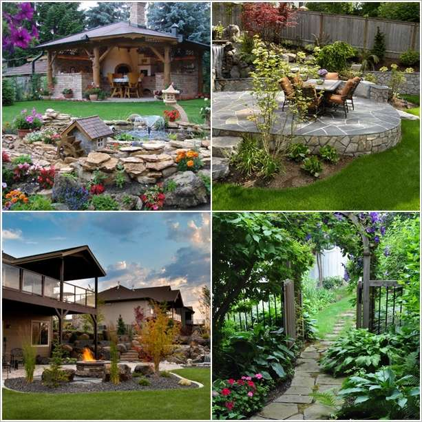 5 Amazing Interior Landscaping Ideas To Liven Up Your Home: 5 Incredible Ways To Use Flagstone For Your Garden's Decor