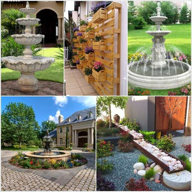 5 creative front yard decoration ideas that you 39 ll admire for Front yard decorating ideas