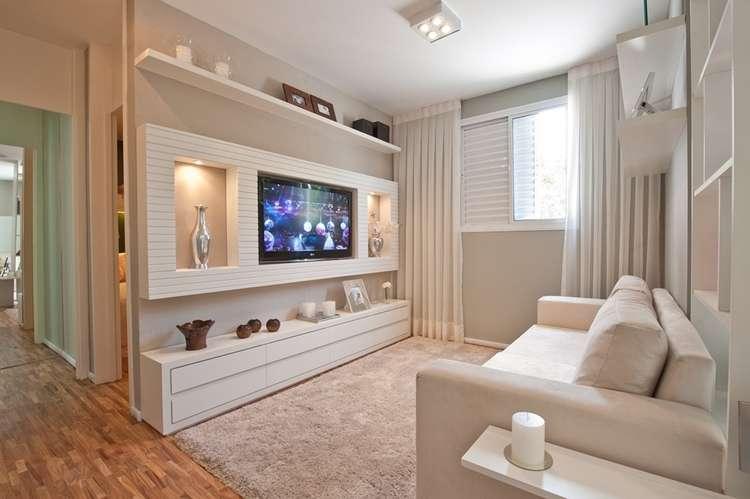 5 fabulous tv wall decor ideas for your home for Sala de estar 5x4