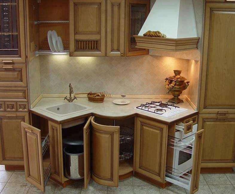 10 innovative compact kitchen designs for small spaces for Amazing small kitchens