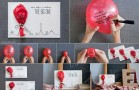 DIY-Message Balloon Card