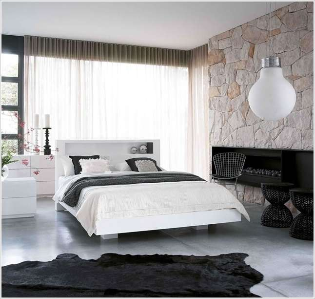 10 Amazing Bedroom Feature Wall Ideas That Will Make You