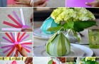 Make These Blooming Favor Holders For Your Next Party