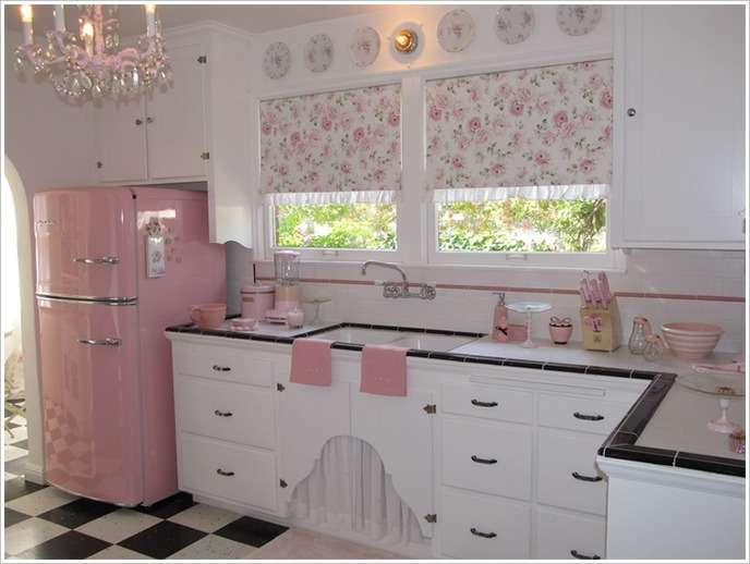 8 Shabby Chic Kitchens That Youll Fall In Love With