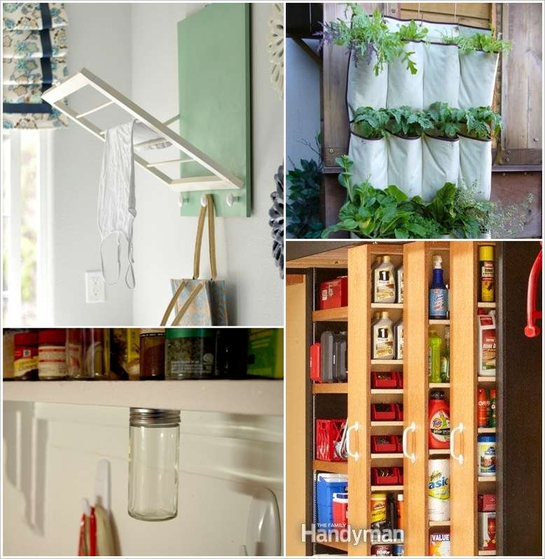 10 Clever And Space Saving Ideas For Your Home
