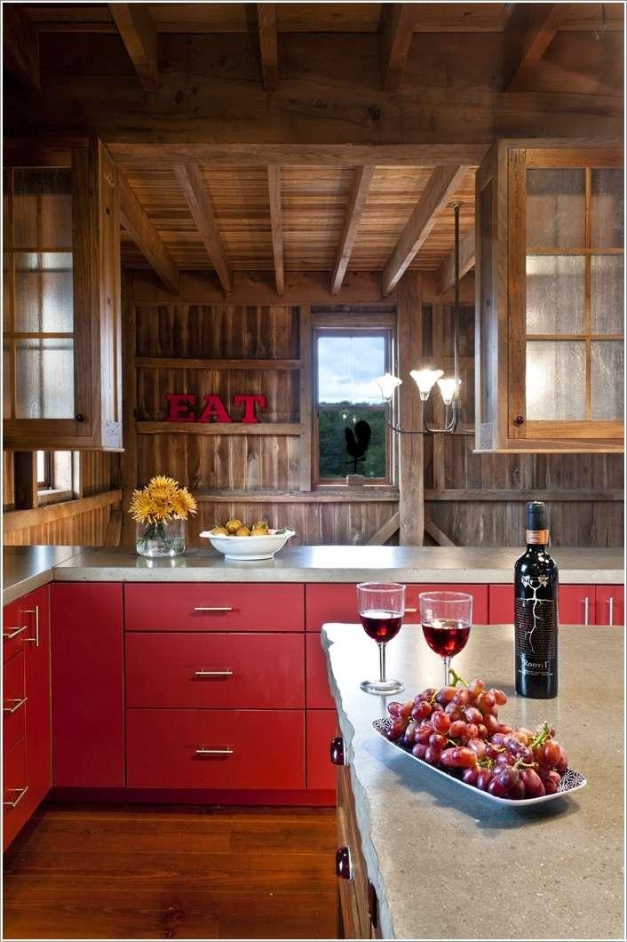 15 Inspiring Warm And Cozy Kitchen Designs