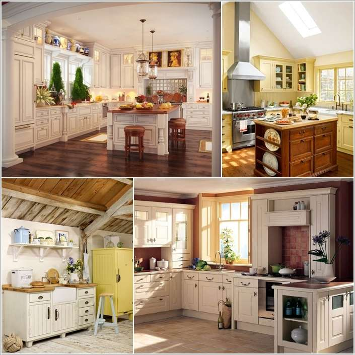 Cozy Kitchen: 15 Inspiring Warm And Cozy Kitchen Designs