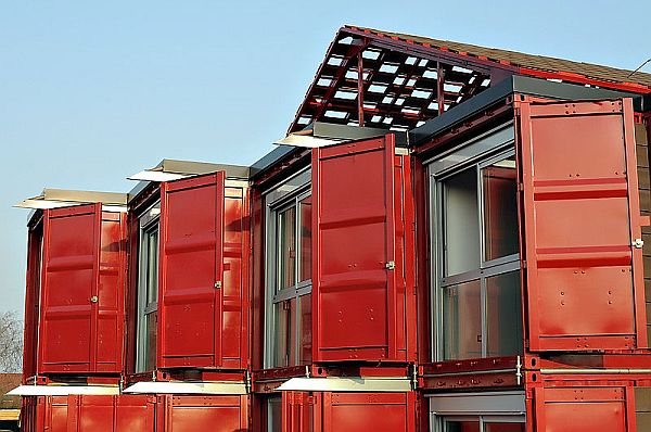 Eco house made from shipping containers - Amazing shipping container homes ...