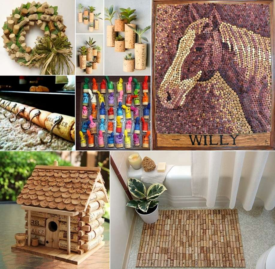 18 Wine Cork Craft Ideas To Decorate Your Home