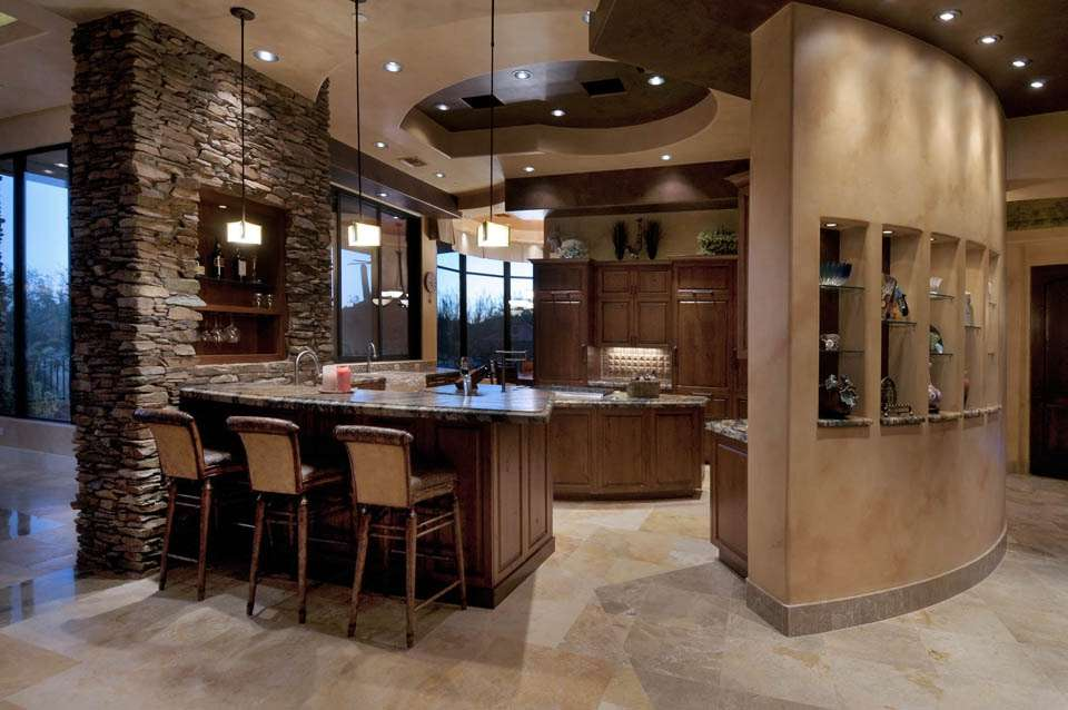 15 inspiring warm and cozy kitchen designs