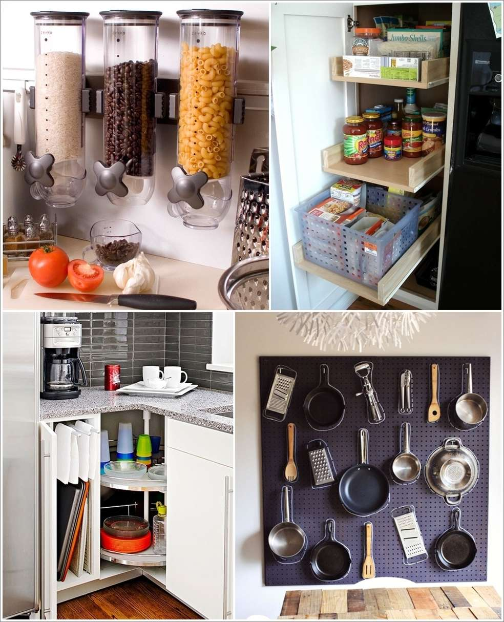 17 Big Life Hacks For Your Small Kitchen