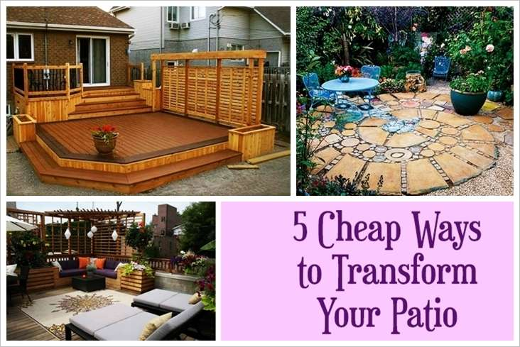 5 Budget-Friendly Ideas to Spruce Up Your Patio on Covered Patio Ideas On A Budget id=92089