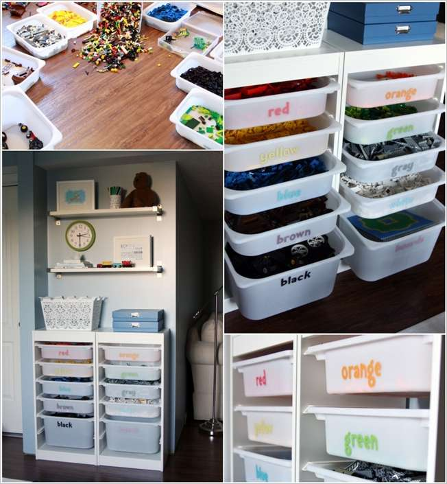 Organization Hacks Part - 34: Image Via: I Heart Organizing