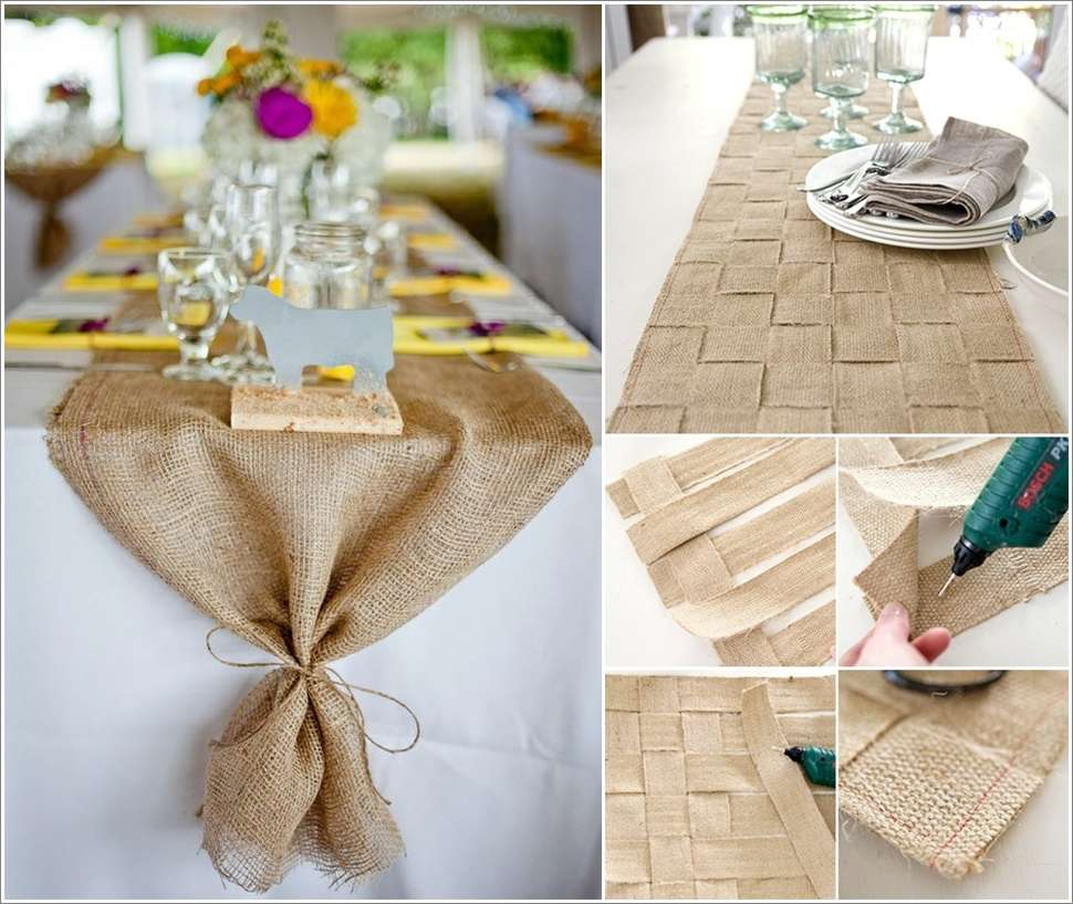 15 fabulous diy burlap decor ideas that you 39 ll love to try