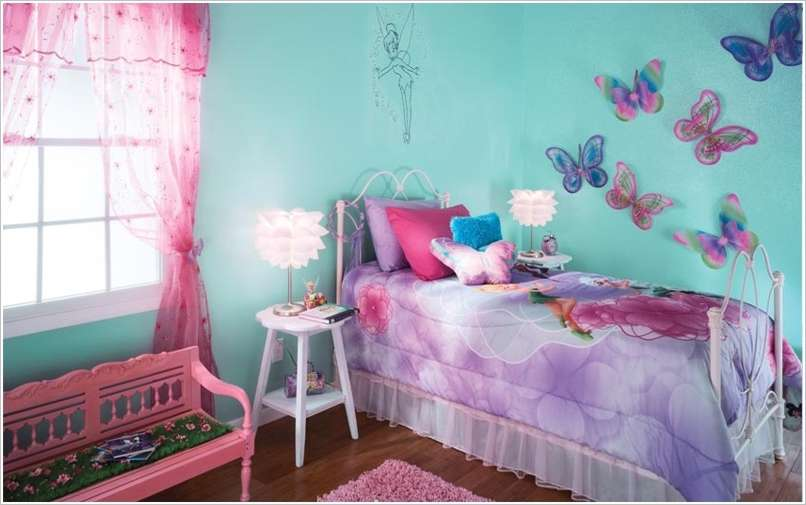 10 adorable disney inspired kids room ideas