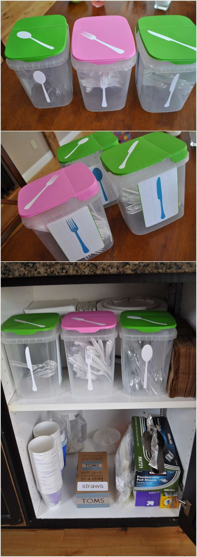 10 Cutlery Storage Ideas for Your Kitchen