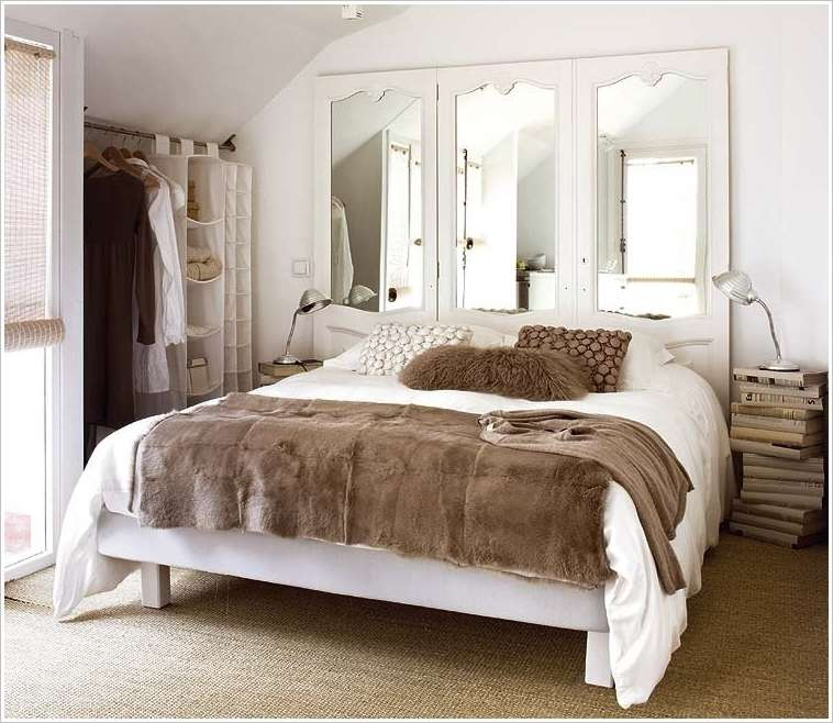 10 incredible ideas to decorate your bedroom with mirrors