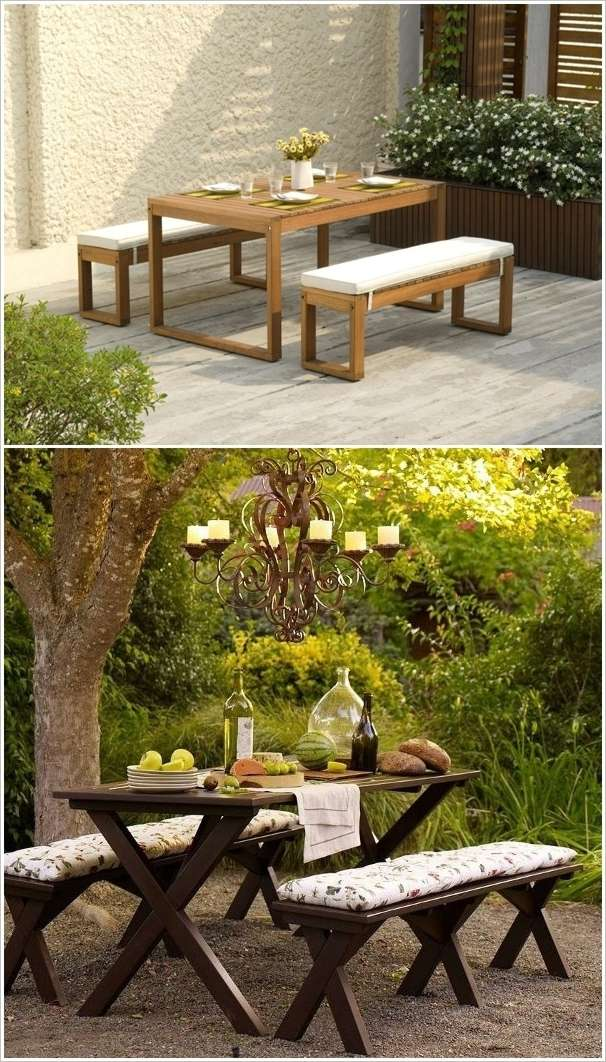 13 Amazing Ideas to Design an Outdoor Dining Area