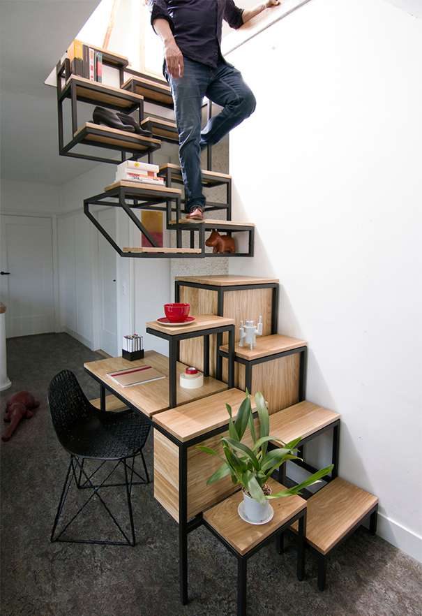 Workplace Stairs