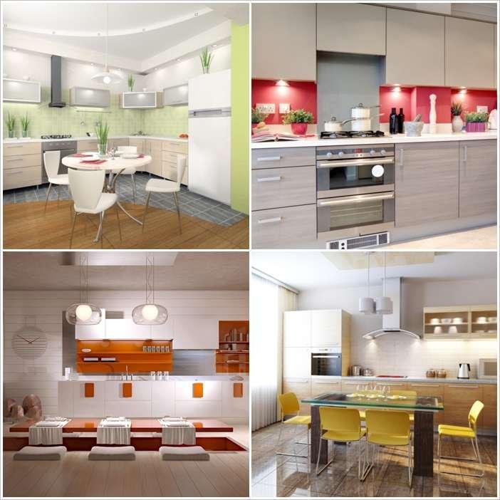 15 amazing ultra modern kitchen designs for Ultra modern kitchen designs