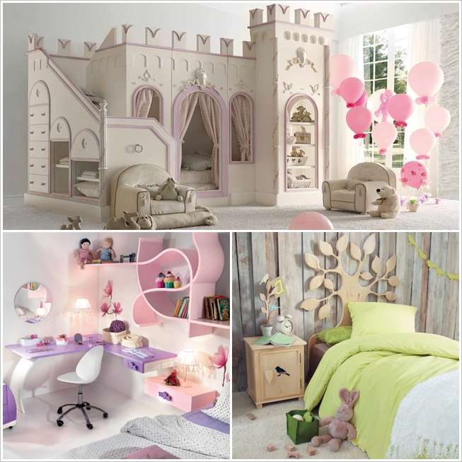 Creative And Cool Kids Bedroom Furniture Designs - Unusual childrens bedroom furniture