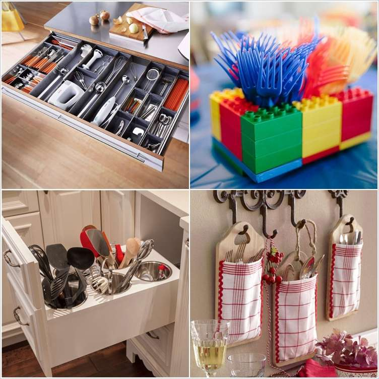 Even The Smallest Items In Your Kitchen Require Organization And Same Lies To Cutlery Properly Organized D Will Not Only Make